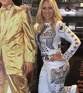Elvis Jumpsuit Pajamas